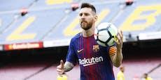 Messi pfiff auf Corona-Test, Suarez und Rakitic kamen