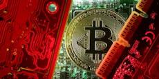 Bitcoin-Kurs rast Richtung 20.000-Euro-Marke