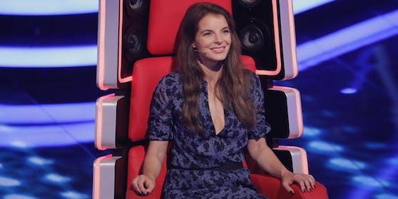 """Soul-Sängerin Yvonne Catterfeld komplettiert in diesem Jahr die Jury von """"The Voice of Germany""""."""