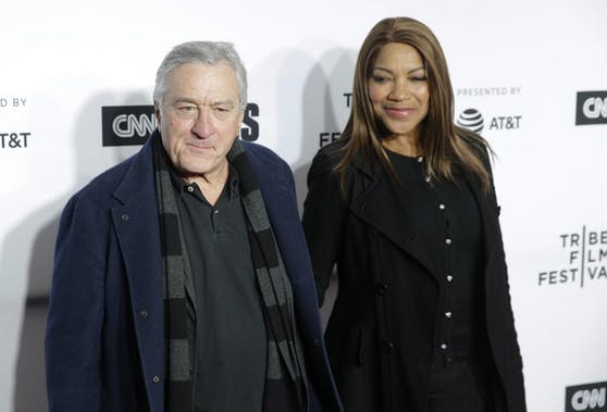 De Niro (li.) in Not: Nicht nur Filmrollen bleiben momentan aus, auch seine Ex Grace Hightower (re.) verlangt, dass ihr Kreditkartenlimit angehoben wird.
