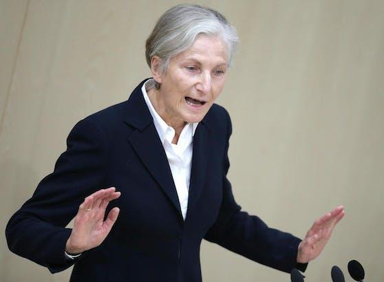 Irmgard Griss saß für die Neos im Nationalrat.