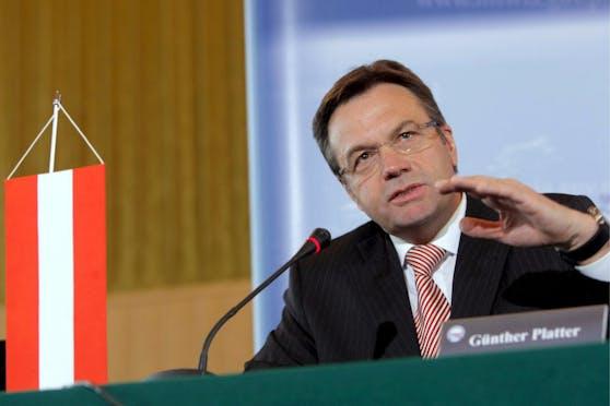 Der Tiroler Landeshauptmann Günther Platter