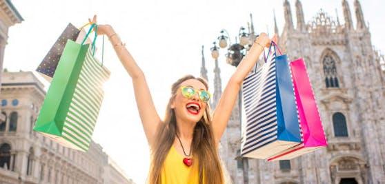 """In die """"Revenge Shopper"""" setzt derzeit vor allem die Modeindustrie große Hoffnungen."""