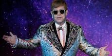 Elton Johns Ex beantragt einstweilige Verfügung