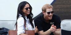 Beckhams laden Harry und Meghan zur Hochzeit ein