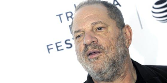 Hollywood-Mogul Harvey Weinstein