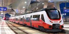 Infizierte Person fuhr mit Zug von Graz nach Wien