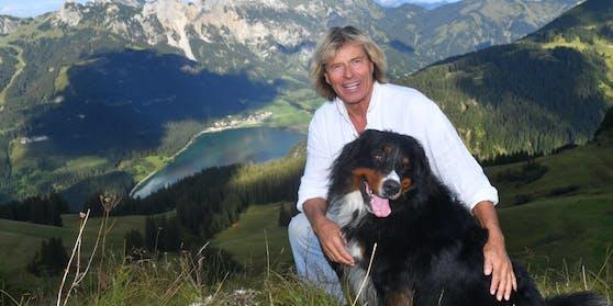 Schlagerstar Hansi Hinterseer liebt seine Tiroler Heimat
