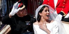 Hat Meghan wegen heimlicher Hochzeit mit Harry gelogen?