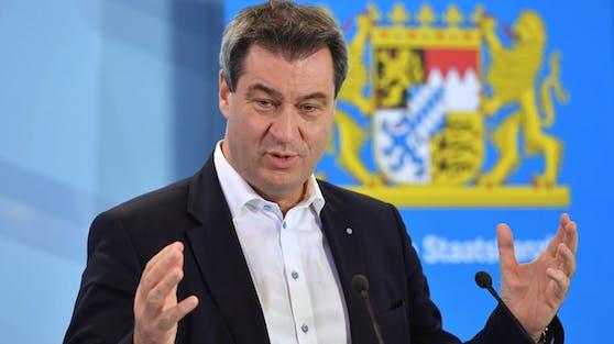 Markus Söder, Chef der deutschen CSU