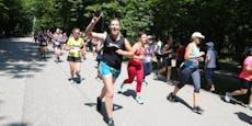 Über 13.000 Läuferinnen bei Frauenlauf in Wien am Start