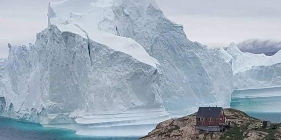 In der Antarktis ist ein Eisberg von der dreifachen (!) Größe Wiens vom Schelfeis abgebrochen. (Symbolbild)