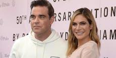 Robbie Williams trennte sich dreimal von seiner Frau
