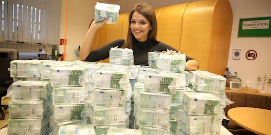 Ein Wiener ist um 2,6 Millionen Euro reicher.