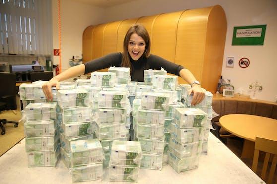 Am Mittwoch gehts beim Lotto um 6 Millionen Euro!