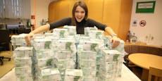 Wiener schnappt sich Solo-Sechser mit 1 Million Euro