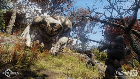 """Fallout 76"": Aus dem Vault – Dezember Updates & Doppelter-S.C.O.R.E.-Event"