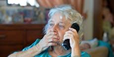 87-Jährige durchschaute Neffen-Trick