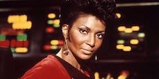 """Lieutenant Uhura"" steht vor dem Bankrott"