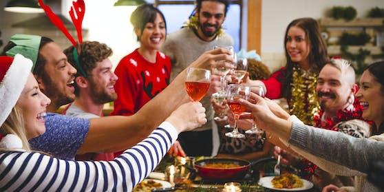 """Bei vielen wird Weihnachten trotz Corona """"normal"""" ablaufen."""
