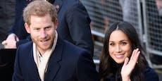 Meghan und Harry pfeifen auf Social Media