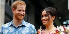 So war das erste Date von Prinz Harry und Meghan