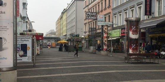 Die Favoritenstraße (Symbolbild)