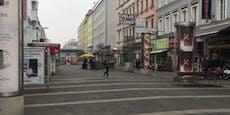 Fußgänger stoppen Handtaschen-Räuber in Favoriten