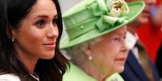 Queen gratuliert Meghan zum Geburtstag - wohl zu spät