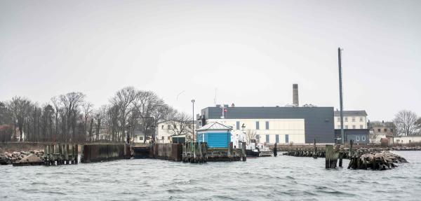 Dänemark Insel Flüchtlinge