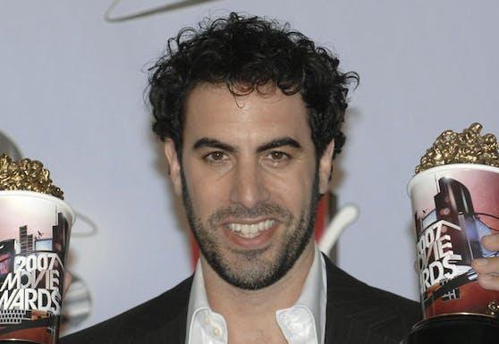 Sacha Baron Cohen war bereits Ali G., Borat und Bruno