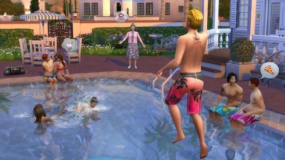 """""""Die Sims"""" feiert den Pride Month mit LGBTQ+ Simfluencern."""