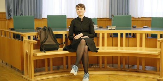 Die grüne Klubchefin Sigi Maurer (35) wurde 2019 in erster Instanz schuldig gesprochen.
