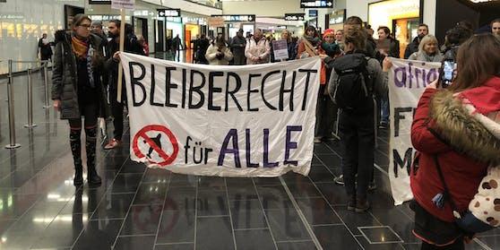 Die nun in Graz untersagte Demonstration hätte sich, wie auch diese in Wien aus dem vergangenem Jahr, u.a. für eine humane Ausländerpolitik eingesetzt.