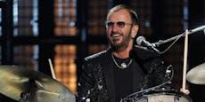 Ringo Starr wird 80: 5 Angeber-Facts über den Ex-Beatle