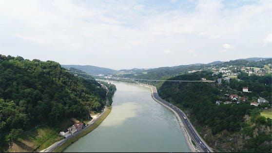 Vom Zoo auf den Freinberg und das über die Donau soll die Brücke führen.