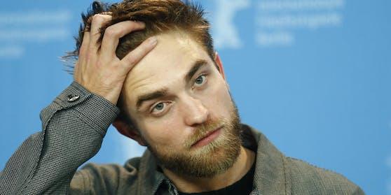 Robert Pattinson bei der 65. Berlinale, 2015