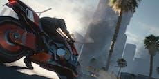 """Gamer klagen über massive Probleme mit """"Cyberpunk 2077"""""""