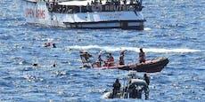 Hier landen 26 Flüchtlingsboote an nur einem Tag