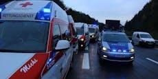 Autofahrer stirbt bei Crash mit Lkw in Pinkafeld