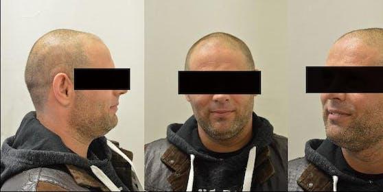Der Verdächtige Jamal Ali A. wurde im Oktober in Linz verhaftet.