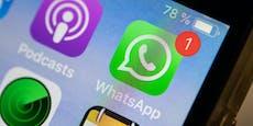 Darum steht WhatsApp jetzt massiv in der Kritik