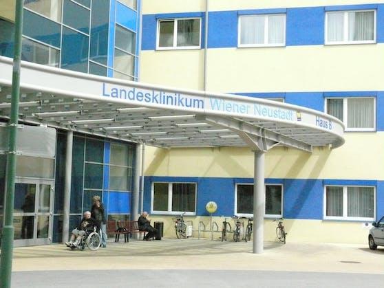 Kind landete schließlich im Wr. Neustädter Spital.