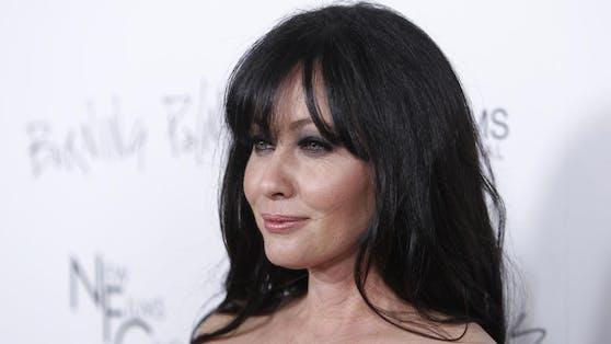 """""""Charmed""""-Star Shannen Doherty steht wieder für ein Filmprojekt vor der Kamera."""