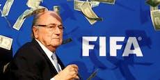 FIFA zeigt Blatter wegen Millionen-Verlusten an