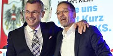 Darum könnte Kickl nach der Wien-Wahl FPÖ-Chef werden
