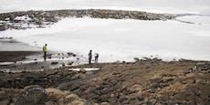 Islands Gletscher schmelzen - jüngste Zahlen alarmieren