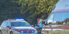 21-jähriger Biker stirbt bei Frontal-Crash mit Pkw