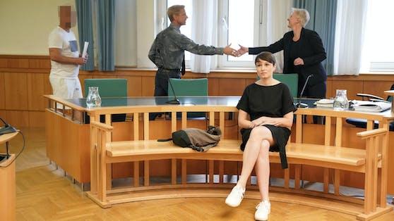 Der Bierwirt und Sigrid Maurer trafen nicht nur ein Mal vor Gericht aufeinander.