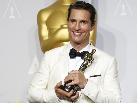 Tauscht er die Traumfabrik gegen ein Gouverneurs-Büro? Oscarpreisträger Matthew McConaughey hat über seine künftige Politik-Karriere gesprochen.